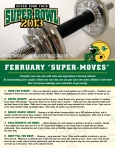 Superbowl Superfood - Exercise